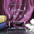 Benutzerdefinierte Roman Crystal Glass Award Trophäe für Business Souvenir Geschenk