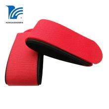 Custom logo Alpine Rubber Pad Deluxe Ski Strap
