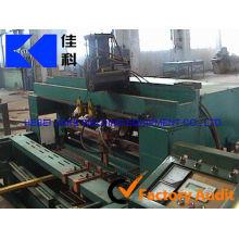 petroleum walk floor steel grating welding machine