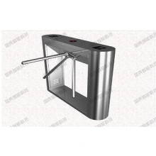 Fully Automatic Vertical Tripod Turnstile Gate For Security