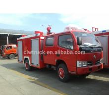 2015 Boa qualidade caminhão de incêndio dongfeng 3ton, 4x2 caminhão de combate a incêndio