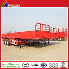 Cimc Manufacturer Supply Cargo Trailer with International Standard