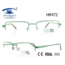 Classical Style Man Metal Glasses Frame (FR472)