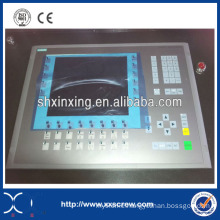 Wireless PLC Controller Twin Screw Plastic Extruder