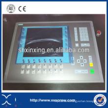 Пластиковый экструдер с программируемым логическим контроллером