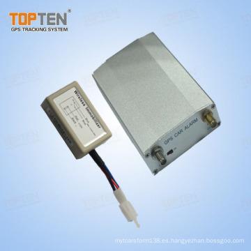 Anti-Tamper GPS de alarma de coche con relé inalámbrico Tk210-Ez