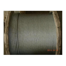 Galvanized Steel Wire Rop 6*12+7FC Made in China