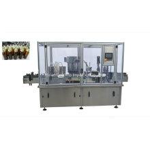 Hochgeschwindigkeits-Vial Liquid Filling und Gummi-Stoppering Machine