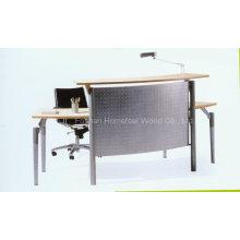 Preço competitivo de qualidade superior Mesa de recepção pequena barata (LT-E403)