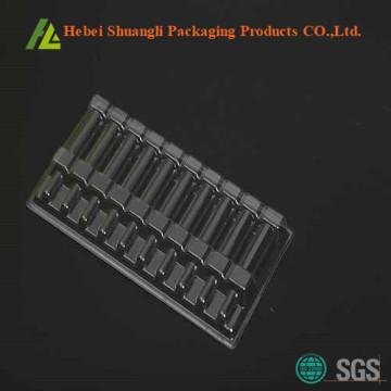 Plastic PVC 5ml Vial Packing Tray