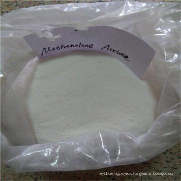 Примоболан Метенолон ацетат номер CAS: 434-05-9 Сырцовая Инкреть Пудрит
