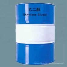Resina de poliéster de alta pureza de grau industrial anticongelante automotivo / matéria-prima de refrigerante Etilenoglicol / MEG / 107-21-1