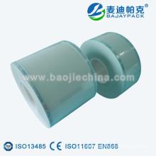 Fábrica plana tyvek esterilizada del rollo plano con CE de Anqing