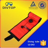 1.25m dive below tube signal safety device SMB