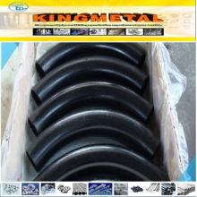 Asme A234 Wpb Kohlenstoffstahl 3D Biegerohr