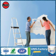 Top high quality painting with acrylic latex paint
