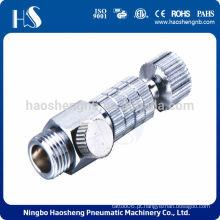 Airbrush válvula de ajuste de pressão HS-120