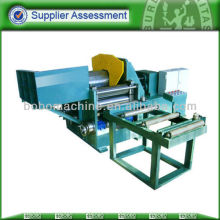 Tubeless wheel roll bending machine