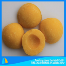 cheap frozen fine quailty yellow peach