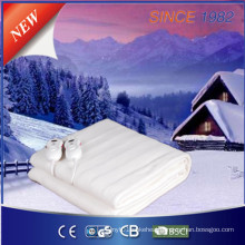Ten Heat Setting Polyester Electric Heating Blanket with Automatic Timer