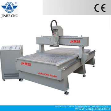Free shipping 1300*2500mm heavy duty stepper wood cnc router