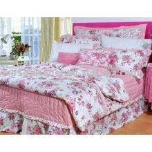 Комплект постельных принадлежностей для свадьбы