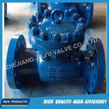 Pn100 H44h Fabricação de válvulas de retenção de aço carbono