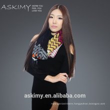High quality printing modal cashmere scarf