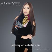 High quality printing modal cashmere scarf