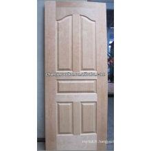 MDF / HDF VENEER DOOR SKIN pour 720,820,990mm