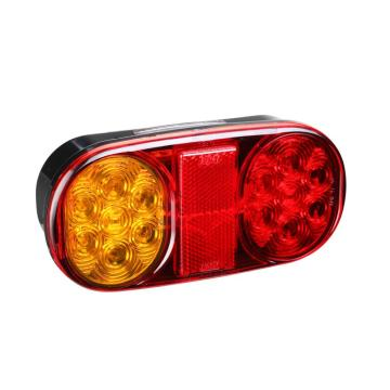 Ip67 Waterproof Boat Trailer Rear Combination Light