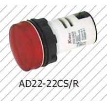 Red 22mm Indicator Lamp, Signal Lamp Red, Greem, Blue, White, 6V-380V