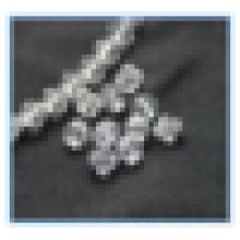 2016 cuentas de vidrio para la decoración, cuentas de vidrio bicone para la joyería