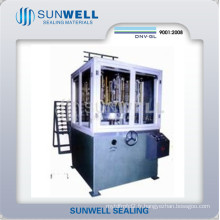 Machines pour Emballages Simple Semiautomatic Inverted Braider Sunwell E400ssib