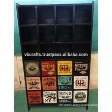 vintage painting drawer cabinet