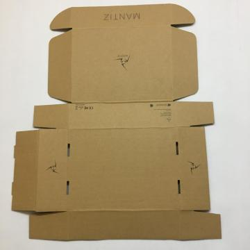 Corrugated Cardboard Mailer Paper Folding Box