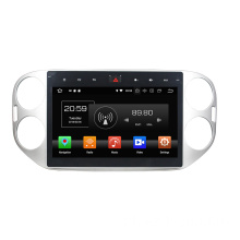 octa core car entertainment voor Tiguan 2013