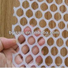 Plastiknetz benutzt im Geflügel