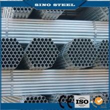 Carbon Struktur Runde vorverzinktem Stahl Rohr