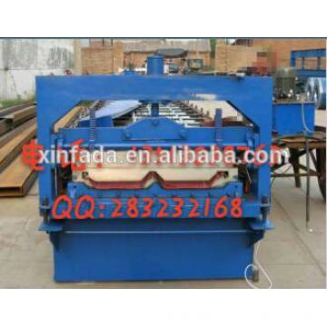 760 Hoja de techo que forma la máquina / Hoja de acero que forma la máquina