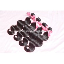 Wholesale Natural Color Body Wave Virgin Brazilian Hair Extensions