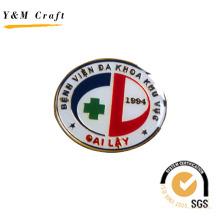 Insignia colorida, insignia del bolso, insignia de la ropa, Pin de la solapa para el regalo (Q09137)