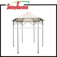 strong antique deluxe garden metal steel outdoor gazebo tent