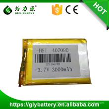 Polímero De Lítio 3.7 V 3000 mah Para Laptop