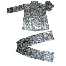 Camouflage Regen Poncho (RWA06)
