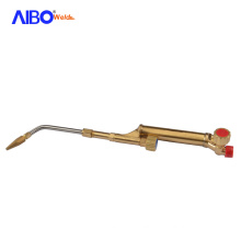Japanese style 0.5mm-3mm welding capacity jewelry gas welding torch tools with high quality brass material