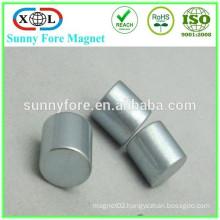 zinc plated disc neodym magnet