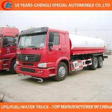 12cbm 14cbm 16cbm 6X4 Wassertankwagen