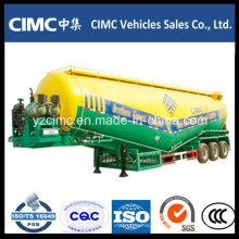 Cimc 3 Axle 42cbm Granel Cement Trailer con el mejor precio