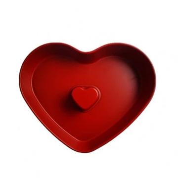 Moules à gâteaux en forme de coeur